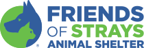 Friends of Strays logo